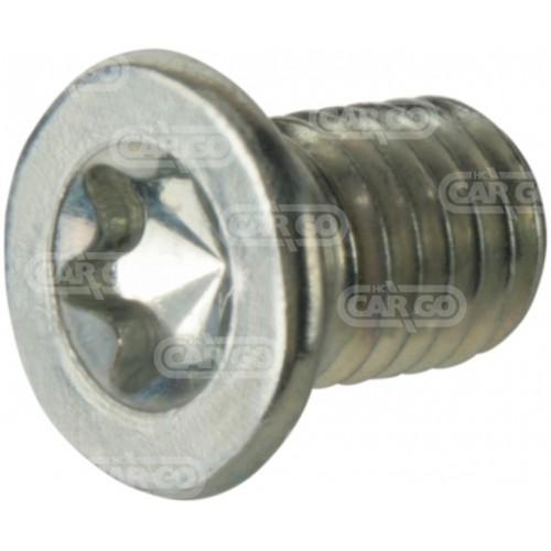 Polschraube für anlasser d11e108 / d11e118 / d11e119