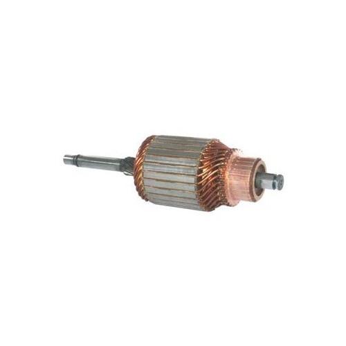 Induit pour démarreur Bosch 0001112029 / 0001112033 / 0001112037