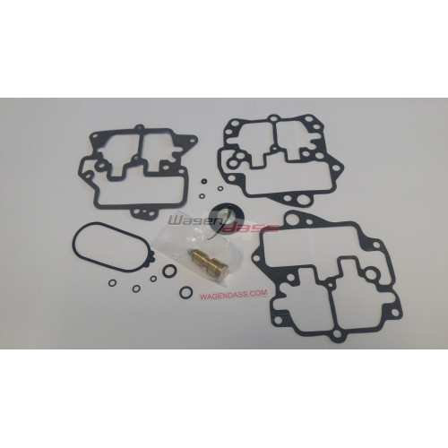 Pochette de joints pour carburateur KEIHIN DA6-2-68 DE04A sur Honda