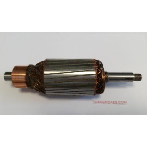Induit 12 volts remplace 2104012917 pour dynamo bosch