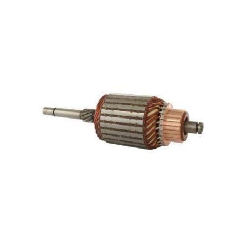 Induit pour démarreur Bosch 0001114005 / 0001114006 / B001181007