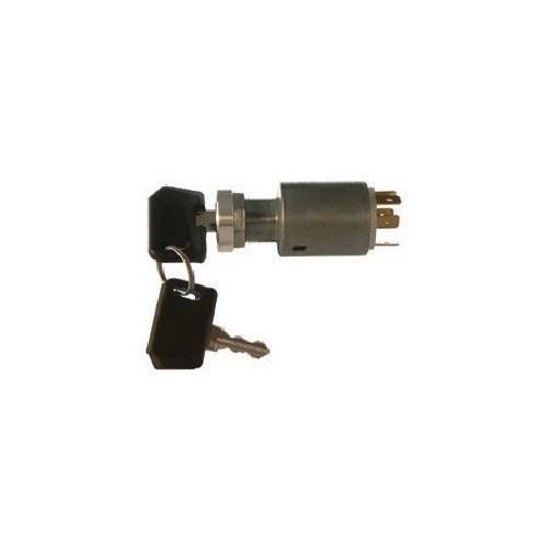 Interrupteur à clé 3 positins Off - contact - démarrage