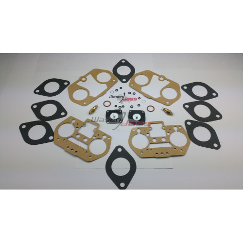 Service Kit for carburettor 2x40IDF on Alfa33 / Alfasud sprint