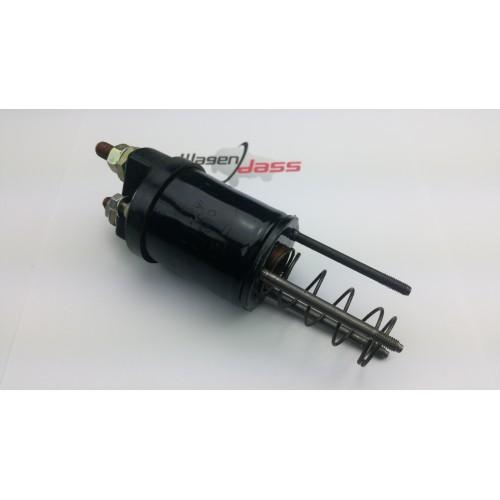 Solenoid 12 volts 77281 / CED418 for starter VALEO / PARIS-RHONE
