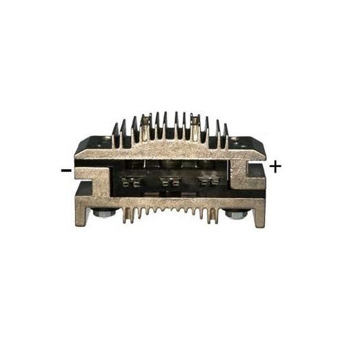 Pont de diode pour alternateur Ducellier 515012a / 516006 / 516008