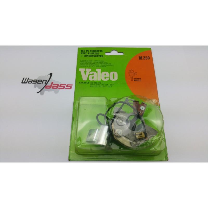 Rupteur / condensateur valéo M250 pour allumeur sur Renault 4 / 9 / 11