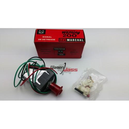 Kit montage warning sev Marchal 24 volts