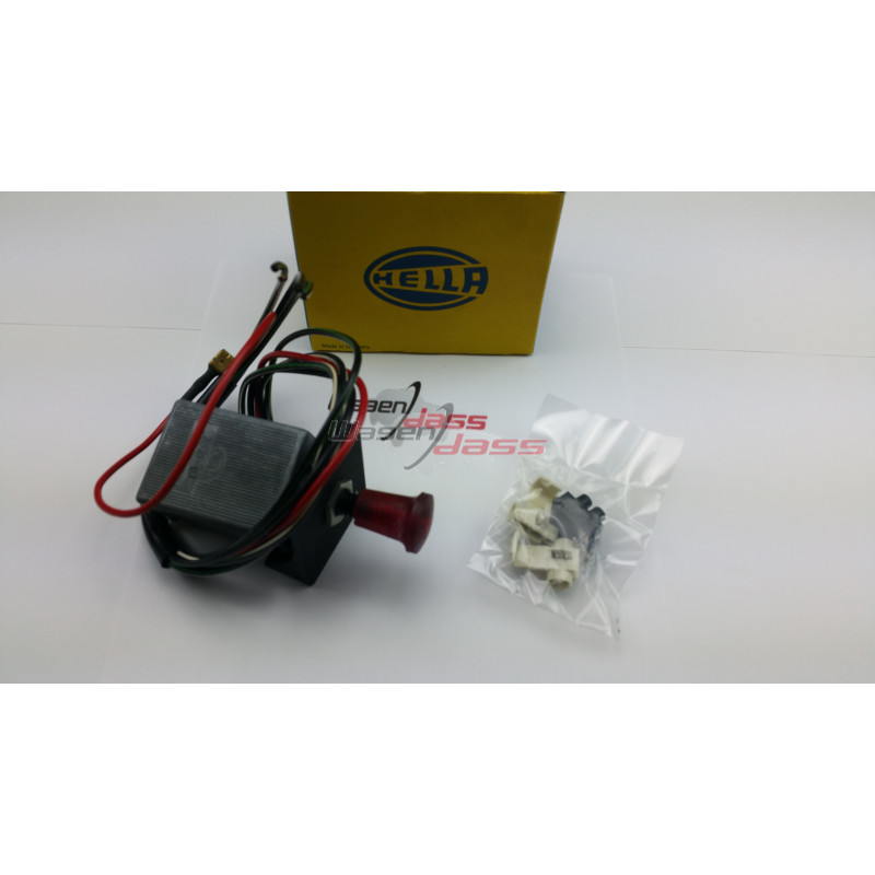 Kit warning Hella montage 12 volts
