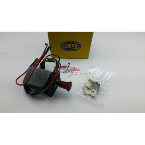Kit warning Hella montage 6 volts