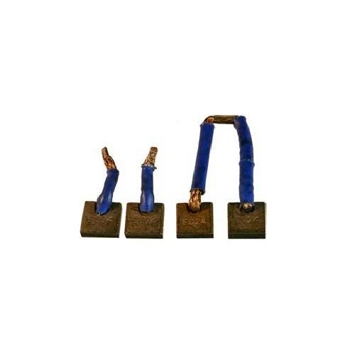 Brush set for starter MAGNETI MARELLI 63114008 / 63114010 / 63221801