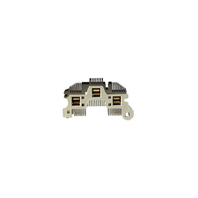 pont de diode pour alternateur delco remy 10479809 10479839 10479843. Black Bedroom Furniture Sets. Home Design Ideas