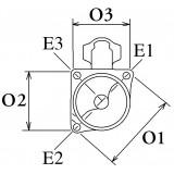 Anlasser ersetzt BOSCH 0001109335 / 0001109334 / 0001109313 / 0001109303