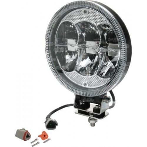 Phare longue protée à LED montage droit ou gauche /Homologué E