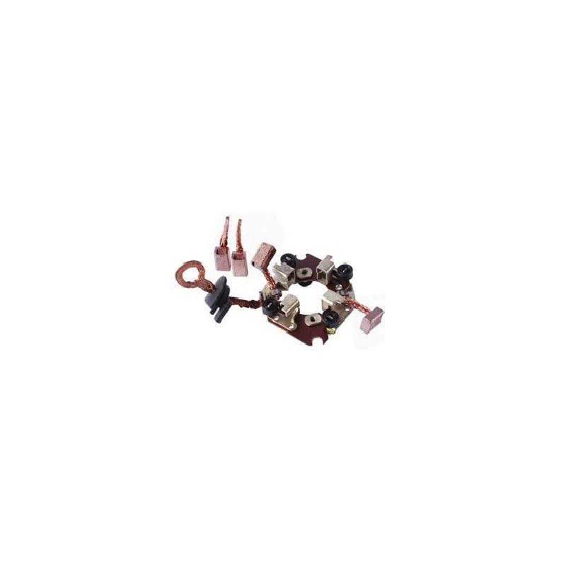 Porte balais pour démarreur Denso 028000-3730 / 028000-5330 / 028000-5331