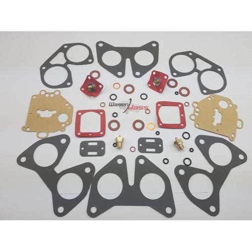 Pochette de joint pour carburateur solex 35PHH sur Lancia Fulvia