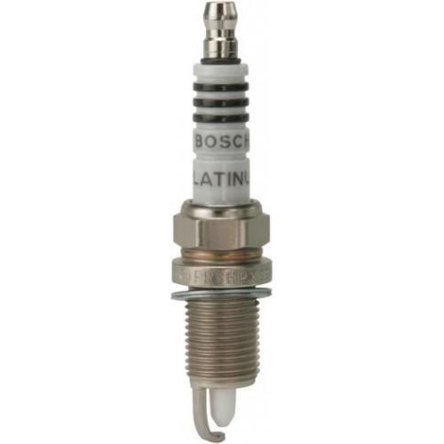 Spark plug BOSCH PLATINUM FR8HPX 1 electrode