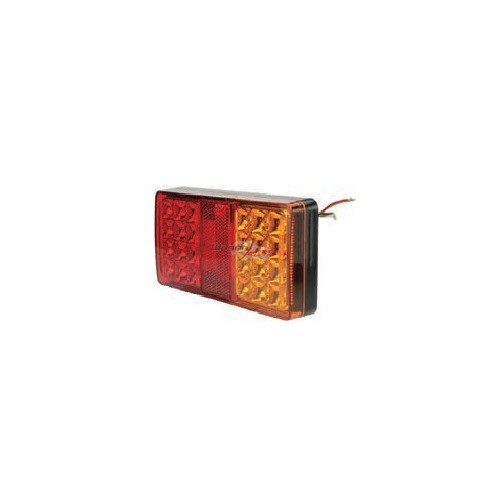 Feu arrière multifonction à LED homologué E
