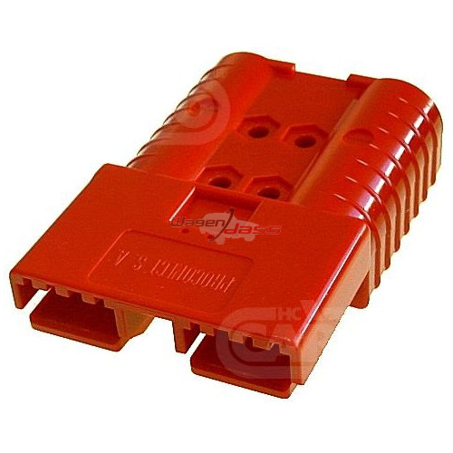 Connectorr CBX350 red for cable 70 mm²