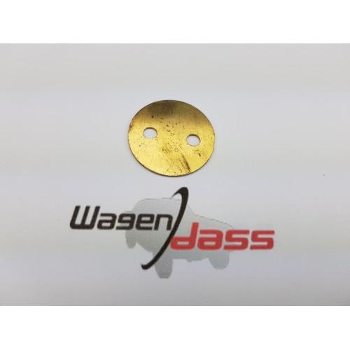Volet / papillon pour carburateur weber 32 IBS