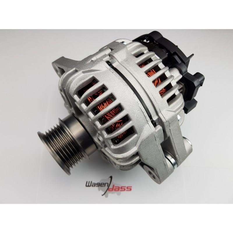 Alternateur remplace Bosch 0124325172 / 0124325221 pour Opel