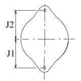 Alternateur remplace Valéo SG12B103 / SG12B038 / 2543366