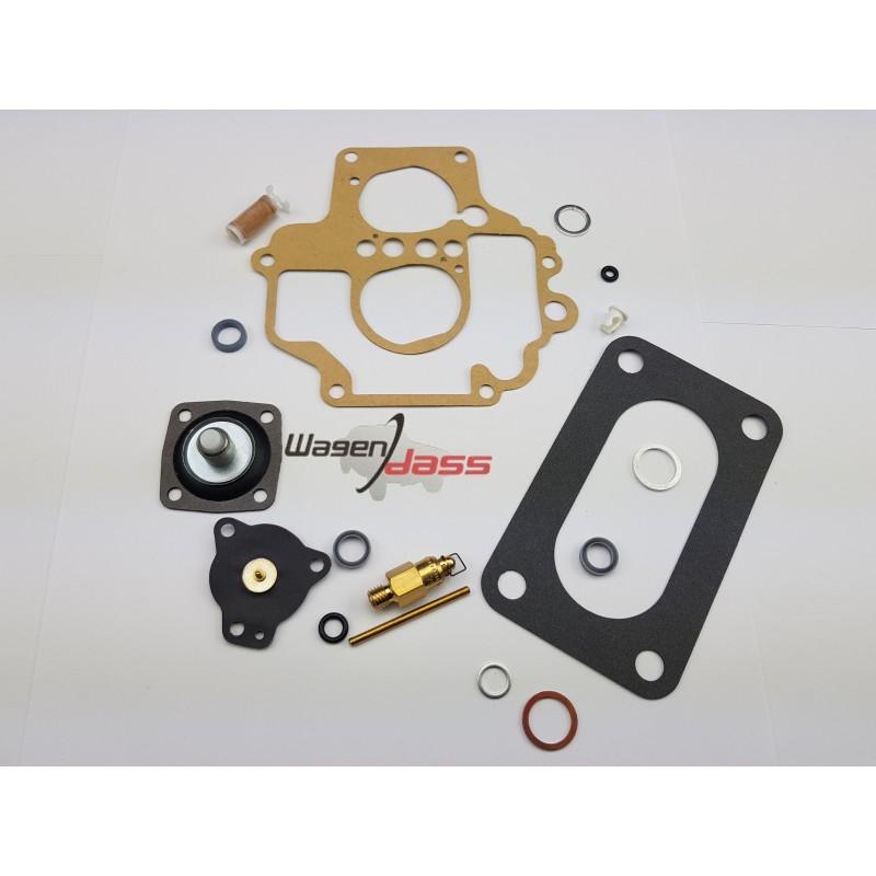 Service Kit for carburettor 32/34 DMTL on L.ROVER 90 SOFT