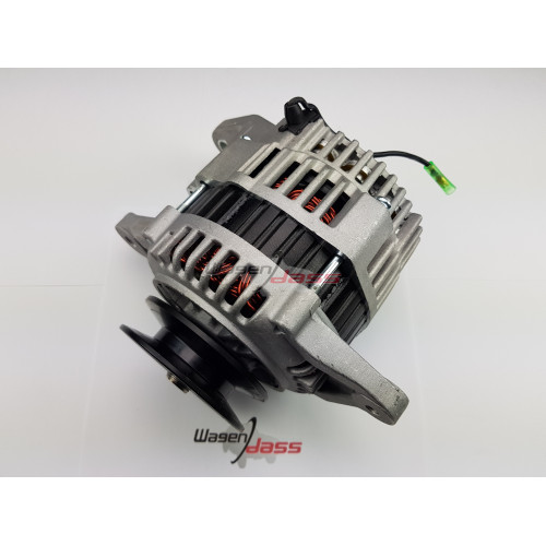 Alternator replacing HITACHI LR160-735B / Yanmar 123900-77210