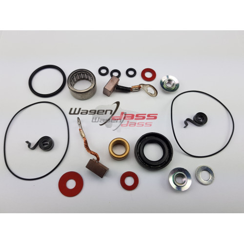 Repair kit for starter MITSUBA SM-7 / SM-7252 / YANMAR 73A81812-00