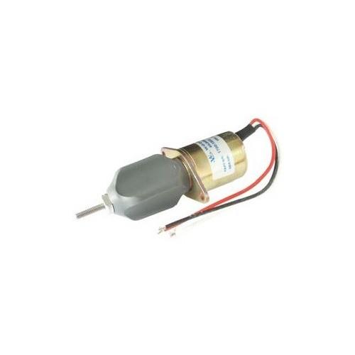 Solenoide d'arrêt universel 12 volts / fonction tirer