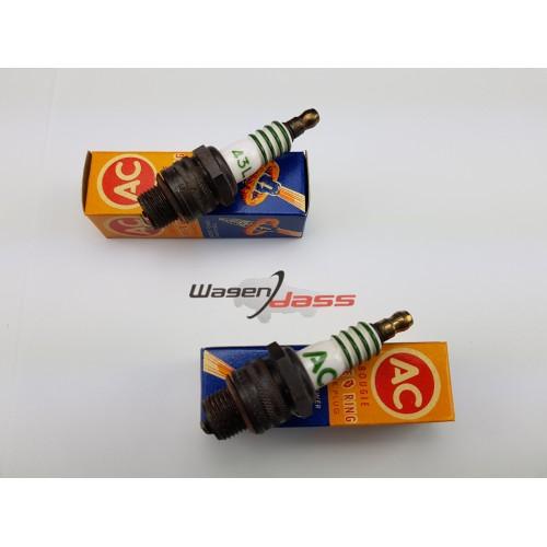 Set of 2 spark-plug AC Delco 43L
