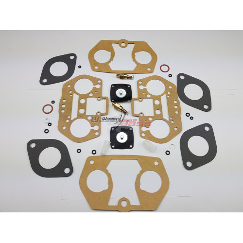 Service Kit for carburettor WEBER 2x 36IDF on Alfa roméo