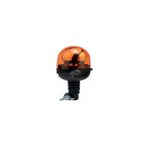 Rotating Beacon orange 24 volts E-approval