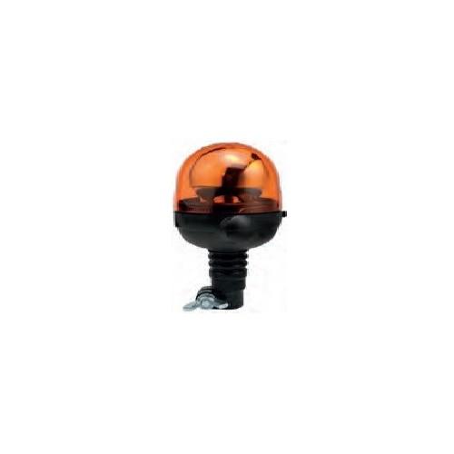 Rotating Beacon orange microboule 12 volts E-approval