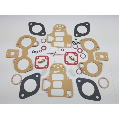 Pochette de joint pour carburateur 40DCOE sur Giulia / Alfetta / Talbot sumbeam / Alpina