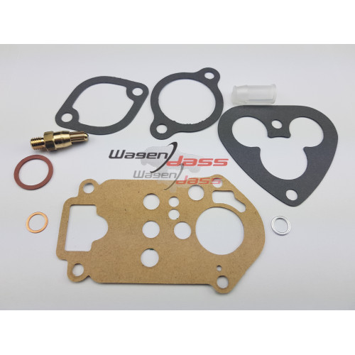 Service Kit for carburettor WEBER 26IMB4 / 26IMB5 on Fiat 500 D