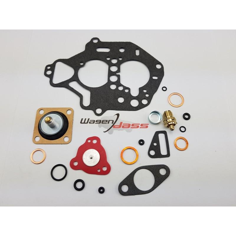 Pochette de joint pour carburateur 30/30Z2 sur Citroen BX 1360 cc