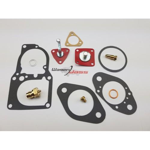 Pochette de joint pour carburateur 36/40PDSI sur BMW 1602/1800/2000/2002