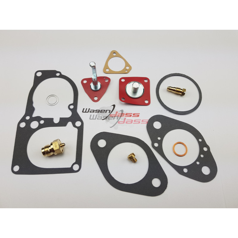 Service Kit for carburettor 36/40PDSI on BMW