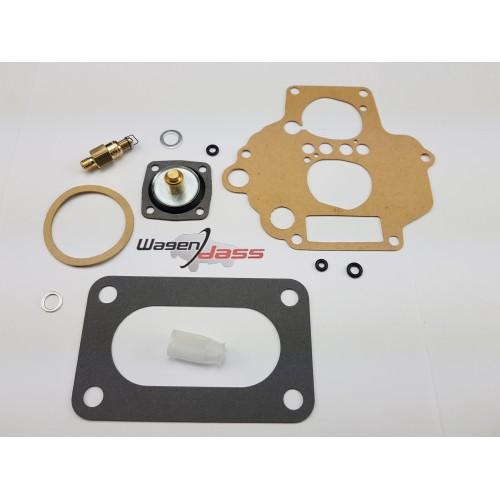 Pochette de joint pour carburateur weber 34DATR sur Lancia