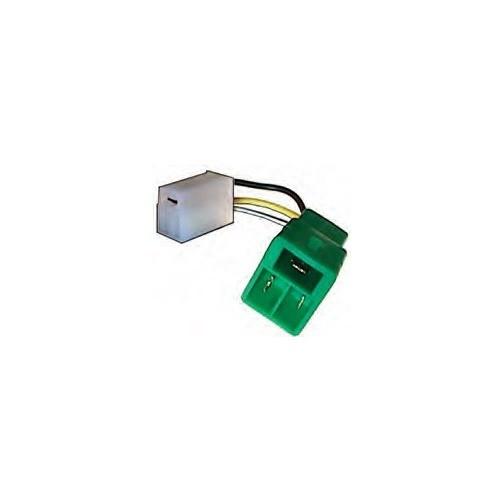 Connecteur 3 broches pour alternateur Denso