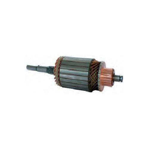 Induit 1004002115 pour démarreur Bosch EED0.4/6R24 et R29
