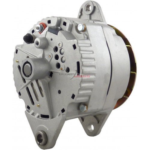 Alternator replacing DELCO REMY 10463072, 10463073, 10497177