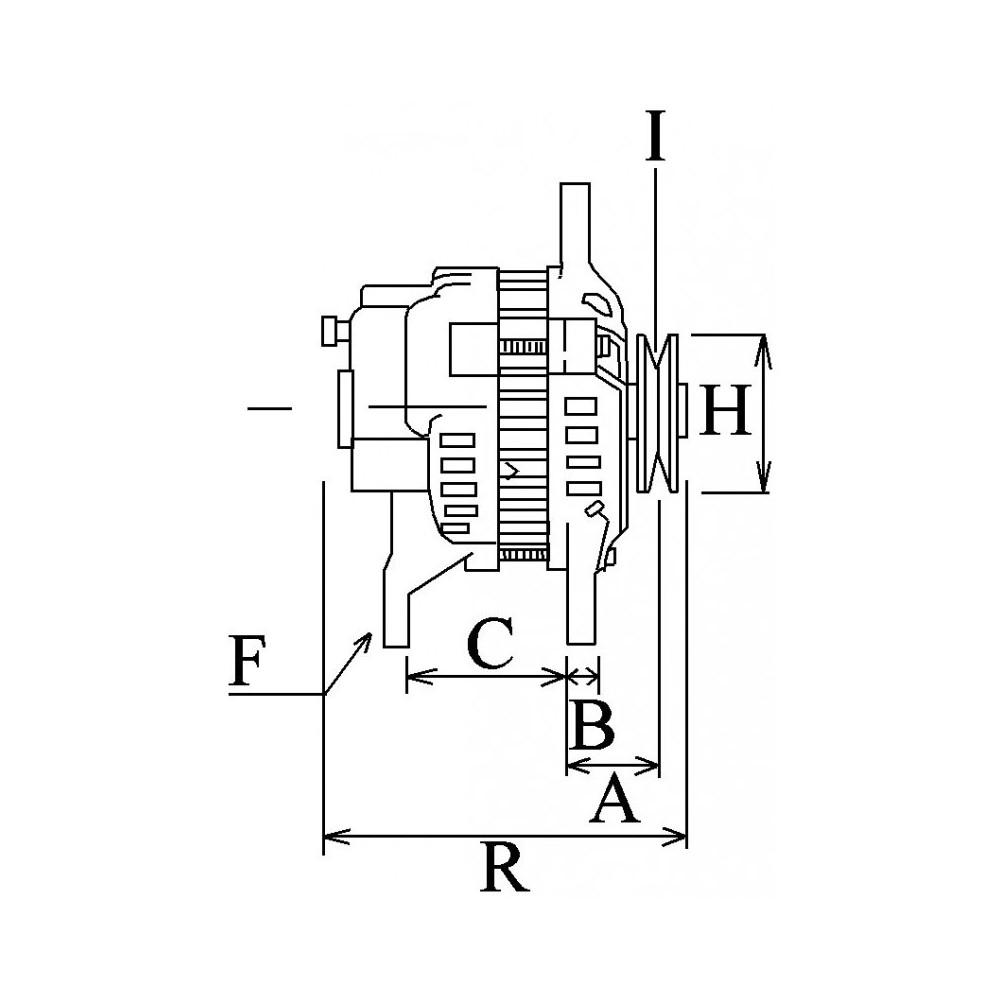 [SCHEMATICS_4HG]  Alternator replacing Delco Remy 10459075 / 10459077 / 10459103 | Delco Remy Alternator Wiring Diagram 07 Volvo |  | Wagendass