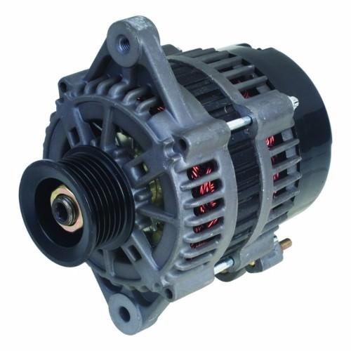 Alternator replacing DELCO REMY 19020611 / 19020612
