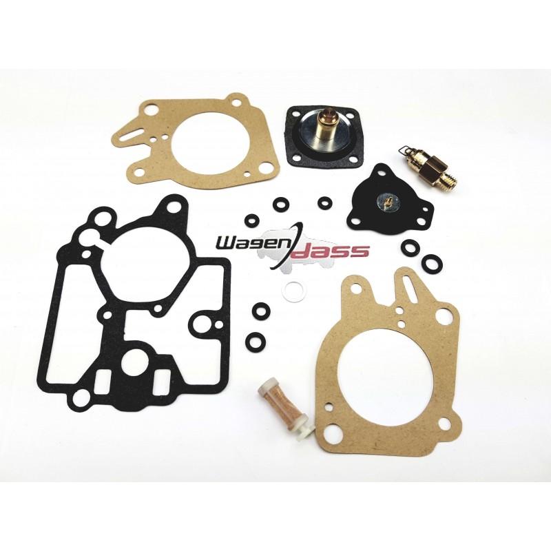 Gasket Kit for carburettor weber 36TLP on BX / 305 / 309