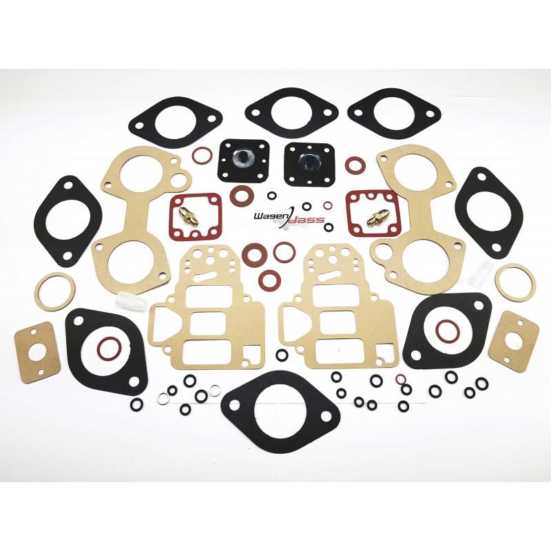 Gasket Kit for carburettor 2x 40DCOM10 on P 205 1,3 Rally