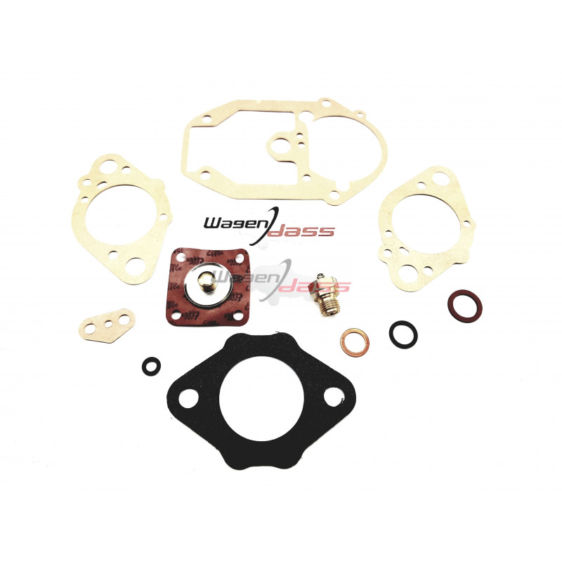Service Kit for carburettor 34 DISA 3 on Ritmo 75