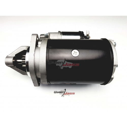 Starter replacing BOSCH 0001367040 / Valéo D11E154