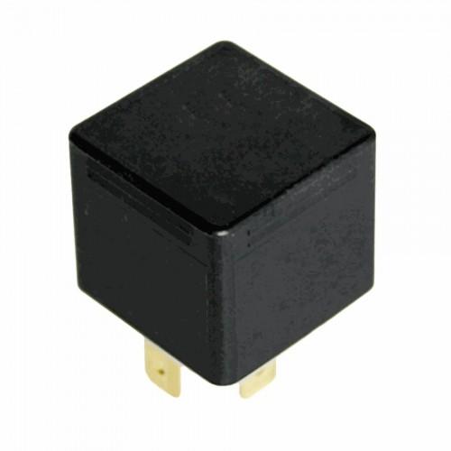 Relais - DOUBLE CONTACT - 12 Volts - 2 x 20 Amp + Résistance