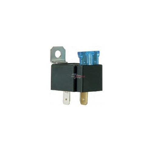 Relay with fuse 24 Volts 15 Amps
